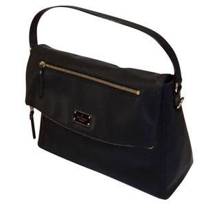 Kate Spade Blake Lyndon Black Nylon Shoulder Bag